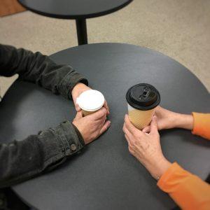 Compeer hands